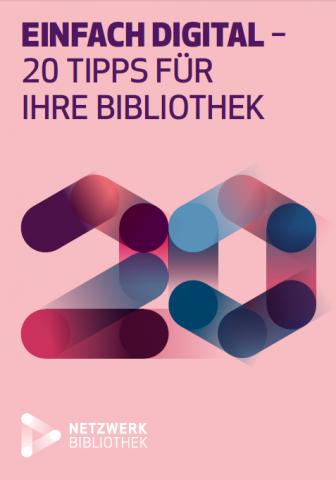 Cover der Broschüre Einfach digital