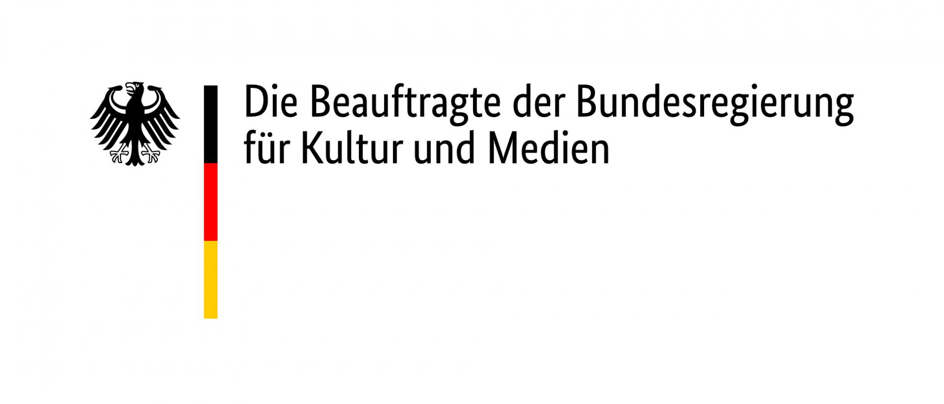 Logo der BKM