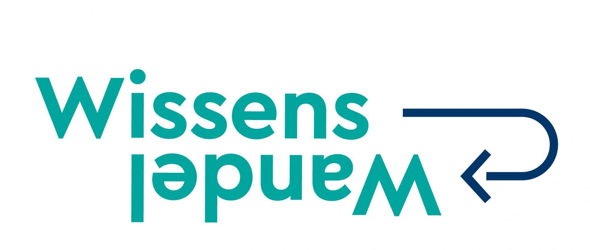 Logo des Programms WissensWandel