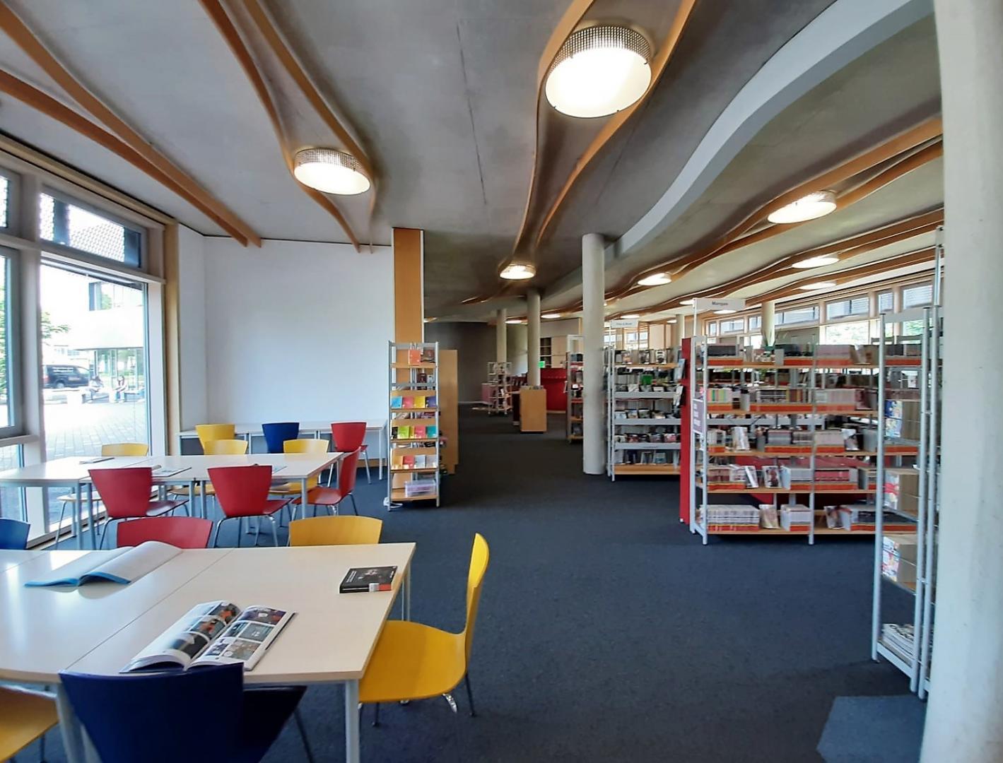 Schulbibliothek Haßfurt