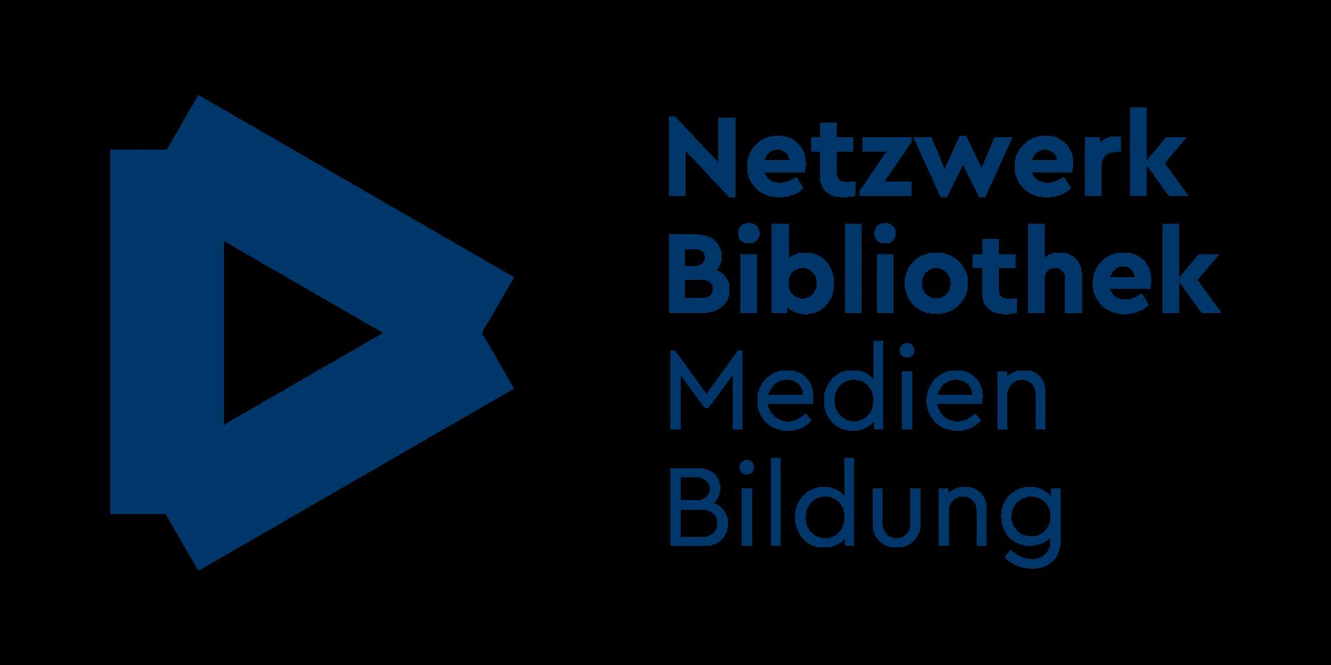 Logo Netzwerk Bibliothek Medienbildung