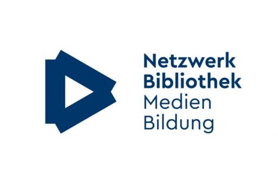 Logo Netzwerk Bobliothek Medienbildung