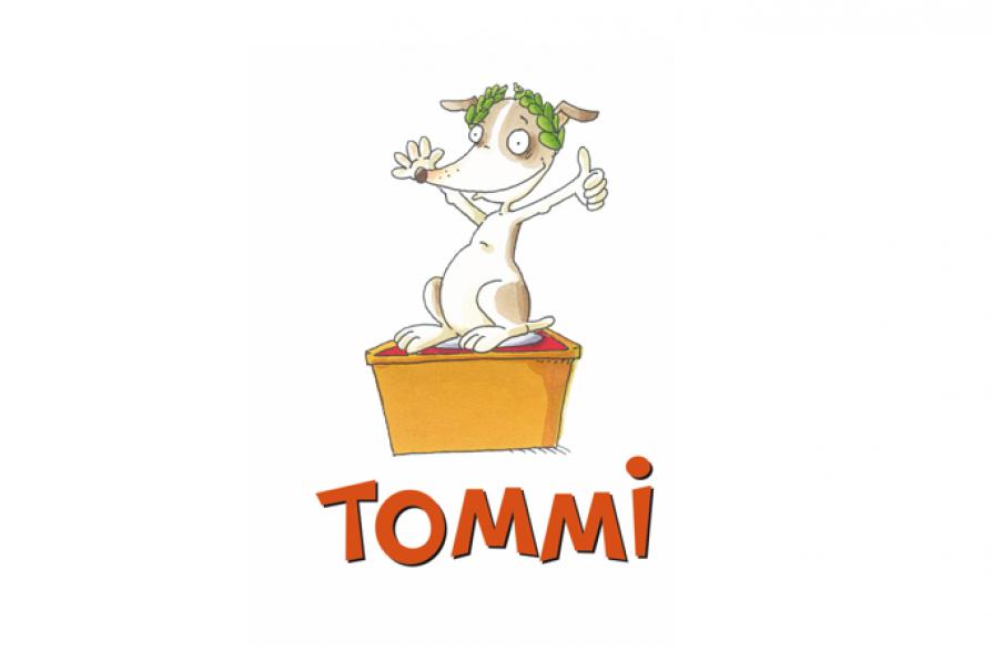 Logo des Kindersoftwarepreises TOMMI