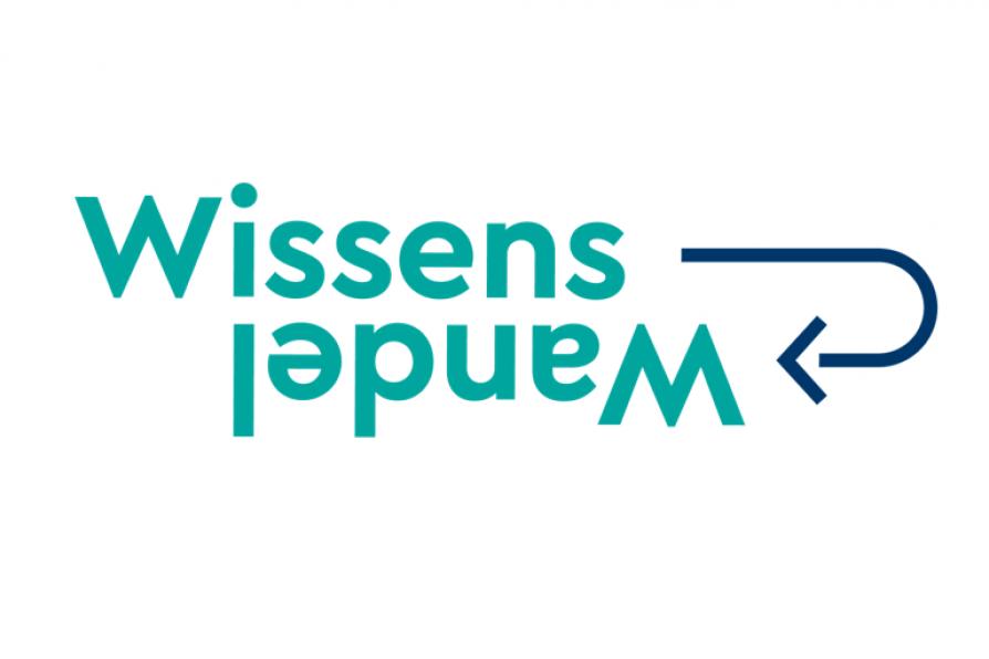 Logo des Projektes WissensWandel