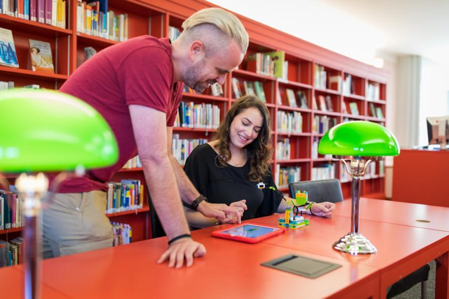 Medienbildung in der Bibliothek
