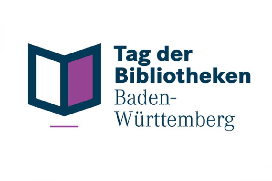 Logo Tag der Bibliotheken Baden-Württemberg