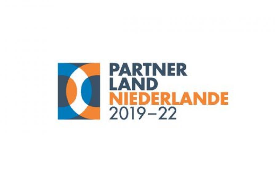 Logo des Partnerlandes Niederlande vom BID von 2019-22