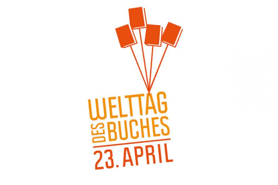 Logo des Welttags des Buches